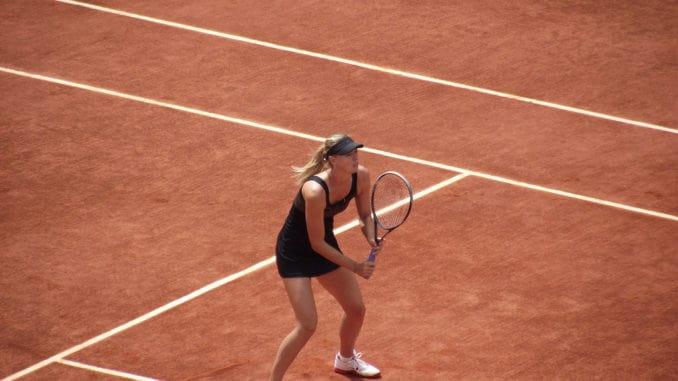 Maria Sharapova v Daria Kasatkina Live Streaming