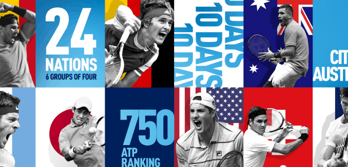 ATP Cup Launched