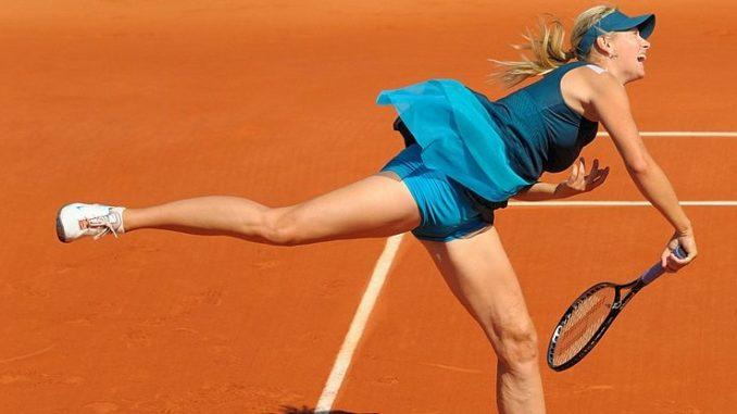 Watch the Maria Sharapova v Angelique Kerber Live Streaming WTA Mallorca