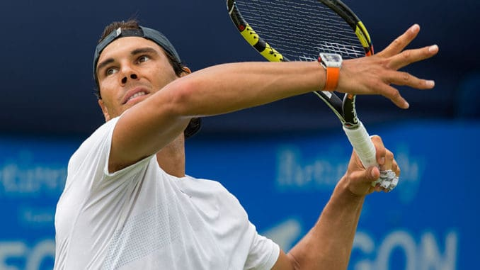 Rafael Nadal v Dominic Thiem live streaming