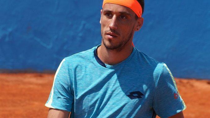 Damir Dzumhur Beats Stefanos Tsitipas in Rotterdam Open