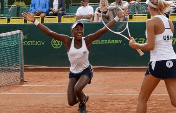 Cori Gauff v Qiang Wang Live Streaming French Open