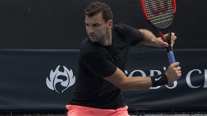 Grigor Dimitrov v Miomir Kecmanovic live streaming and predictio