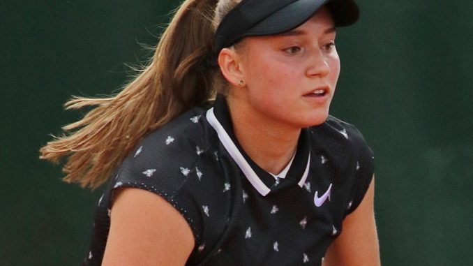 Elena Rybakina v Sara Sorribes Tormo Live Streaming, Prediction