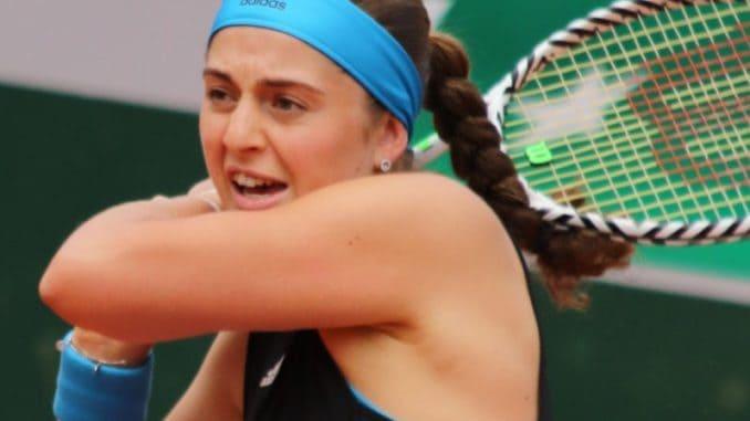 Jelena Ostapenko v Ajla Tomljanovic Live Streaming Wimbledon