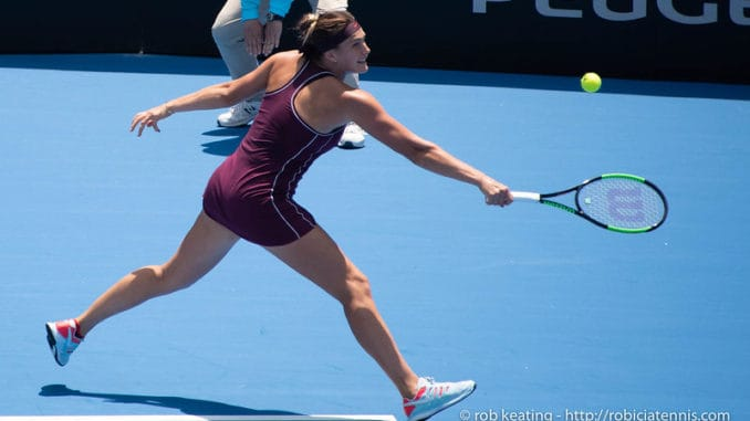 Aryna Sabalenka v Veronika Kudermetova live streaming and predictions