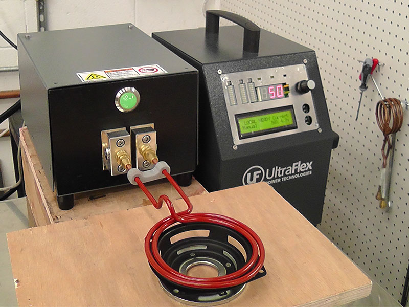 Induction Heating Curing