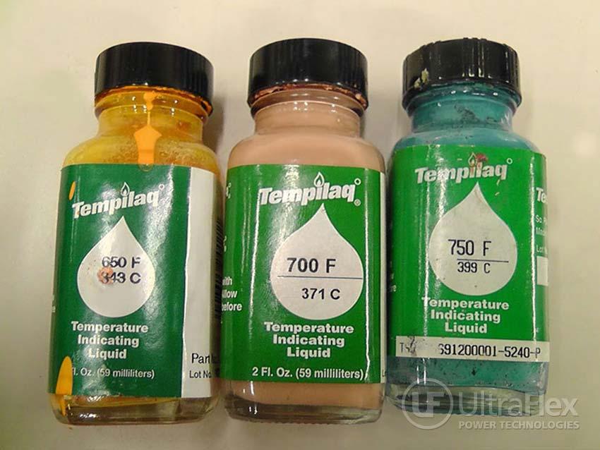 Tempilaq Indicating Liquid