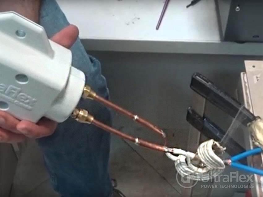 wires soldering