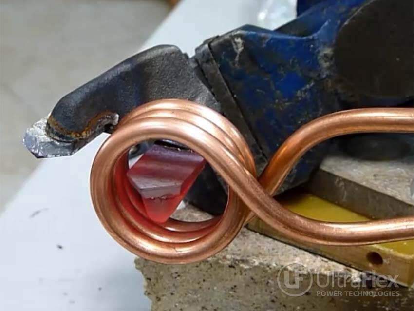 debraze carbide tip
