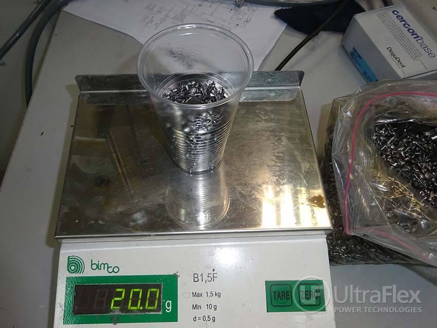 melting furnace for titanium