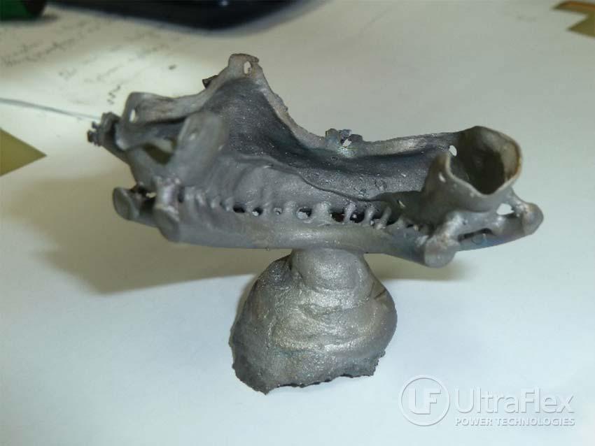 casting titanium