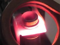 Brazing Magnetic Steel Parts with Induction