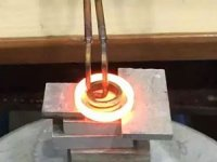 Heating of an Intake Valve Insert