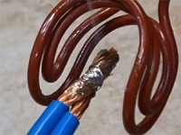 Induction Soldering of Electrical Wires