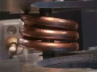 Shrink Fitting Teflon Insulation onto a Wire Inside of a Stainless Steel Susceptor