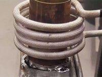 Soldering Brass Tube to Galvanized Steel Pans