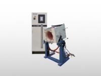 large capacity induction melting furnace