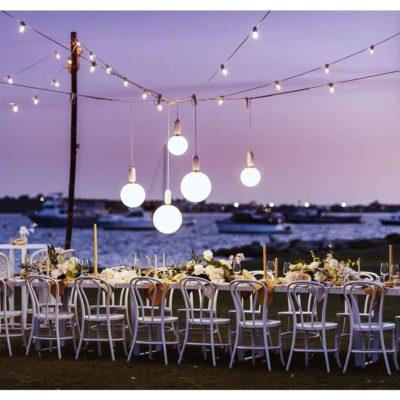 Sunset wedding venue