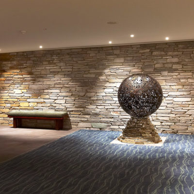 Function Room Lobby.
