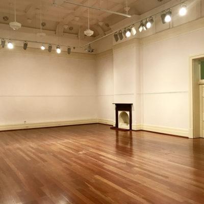 Art gallery venue hire