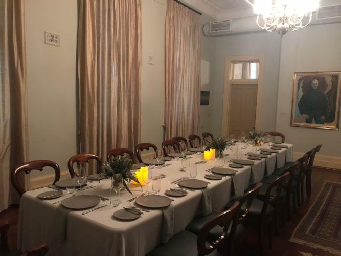 Heritage dining venue