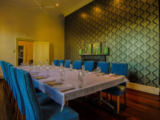 Perth private dining