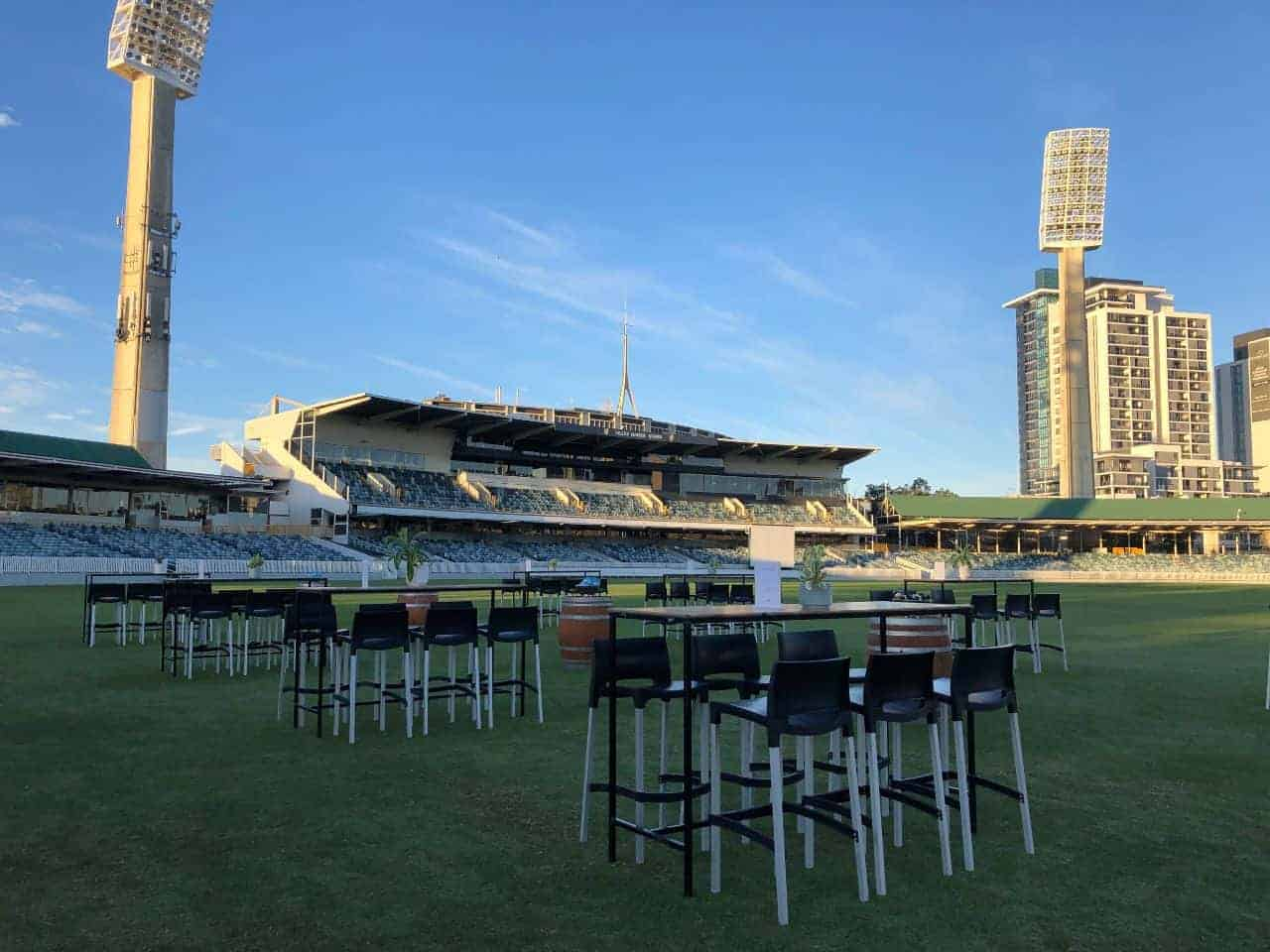 WACA private functions