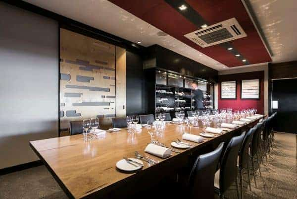perth private dining rooms