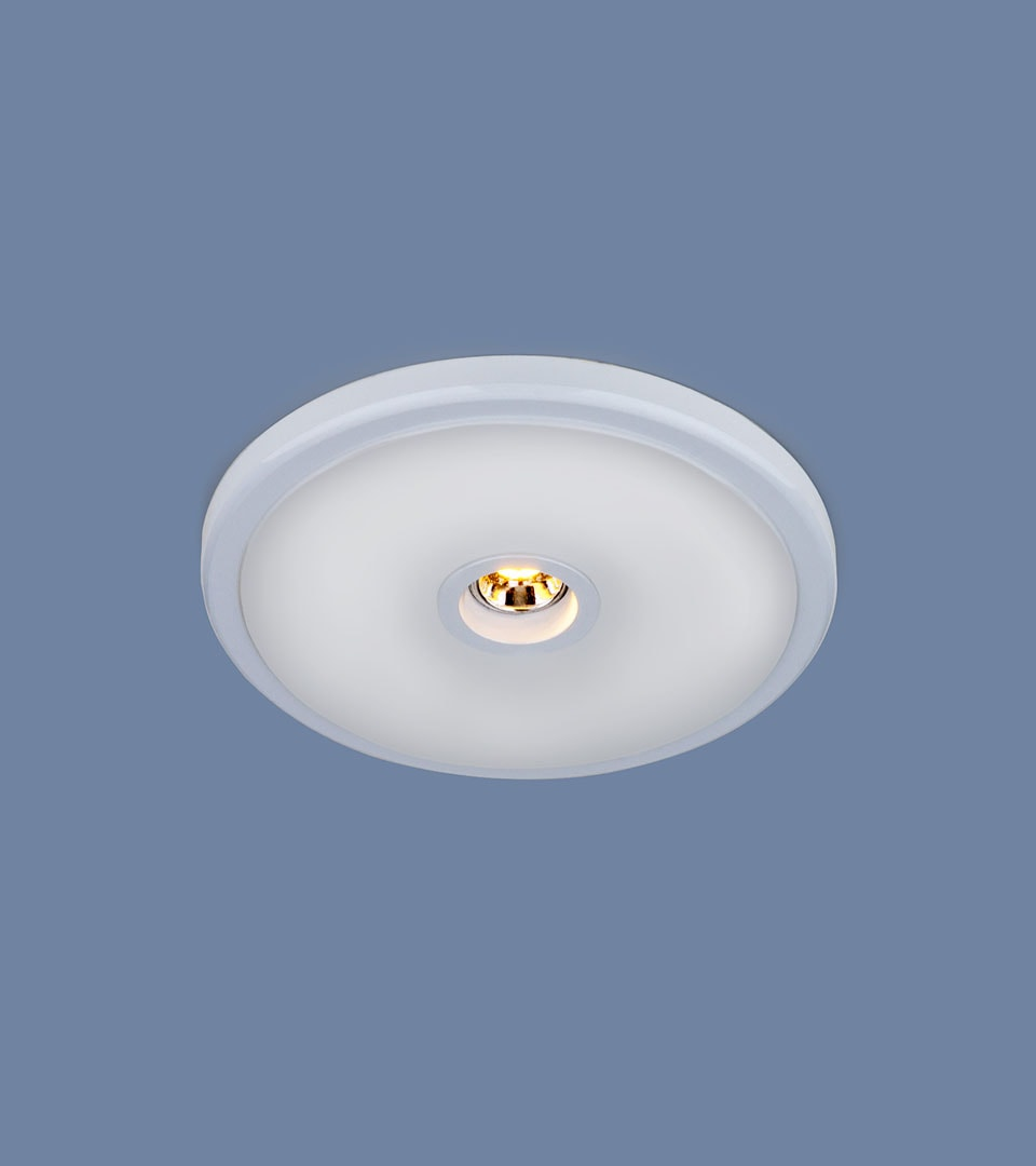 Встраиваемый потолочный светодиодный светильник 9912 LED 2