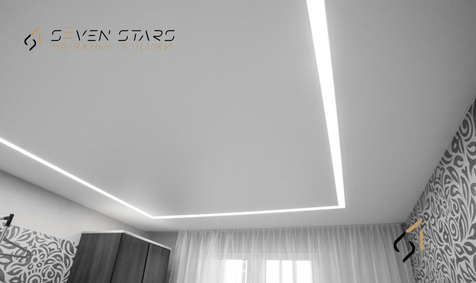 Световые потолки 1
