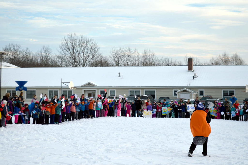 Two Waldo County schools go for gold in WinterKids 2020