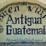 Visiting Antigua Guatemala