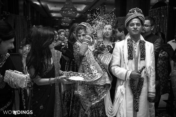 Luxury wedding in Shangri-La's – Eros Hotel