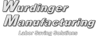 Wurdinger Manufacturing Logo