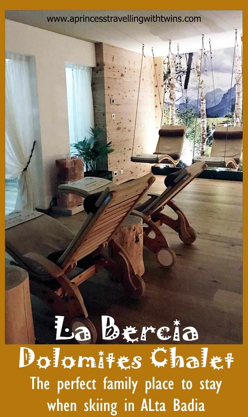 La Bercia Dolomites Chalet: review of special little place in Alta Badia