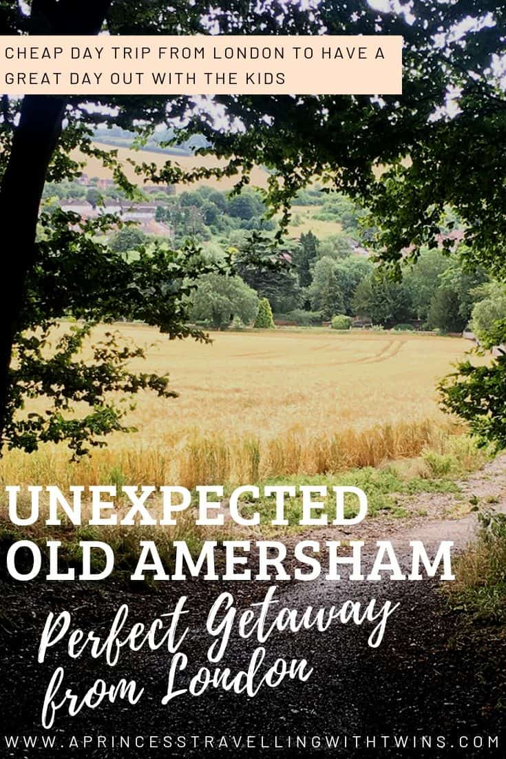 Old Amersham: a great getaway from London