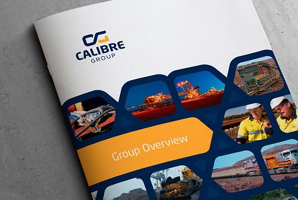 Calibre Group Brand