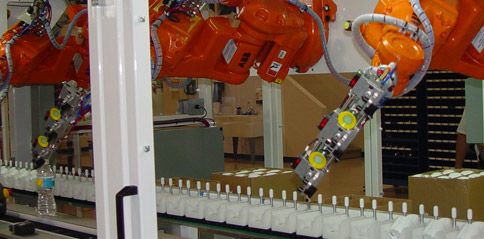 Hi-Speed Robotic Assembly & Packaging