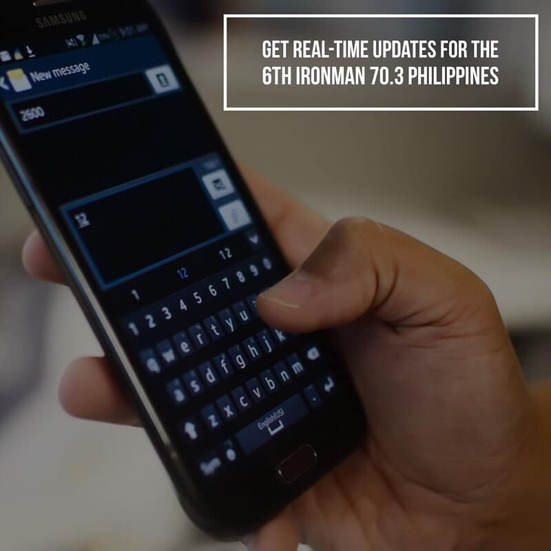 Get Ironman 70.3 Philippines real-time updates