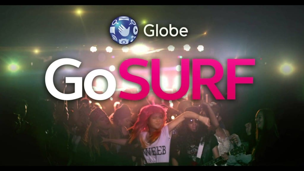 Most of us are on Globe GoSURF. Are you?