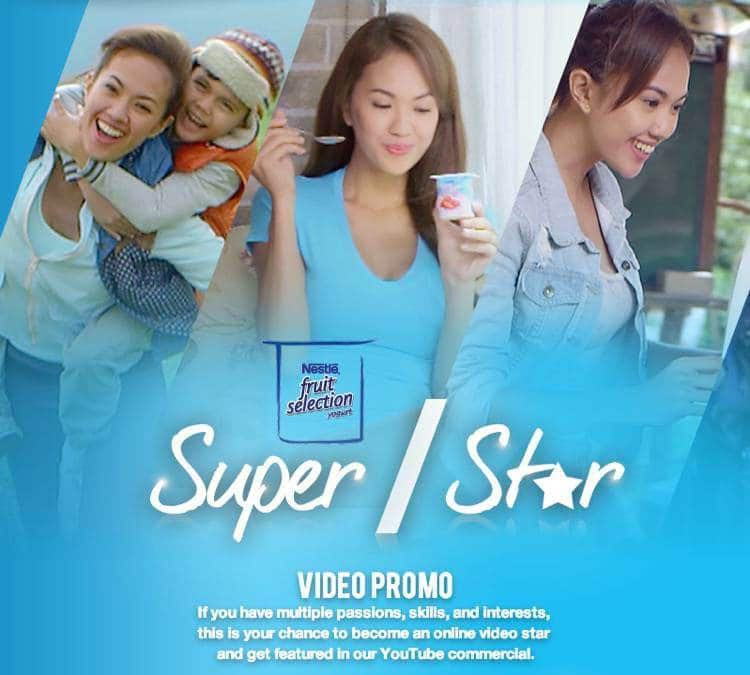 Nestle Fruit Selection Yogurt Super/Star Video Promo – Win a trip to BALI!