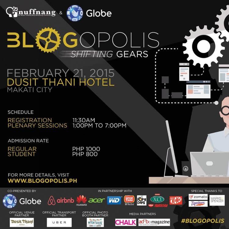 Come to BLOGOPOLIS: Shifting Gears!