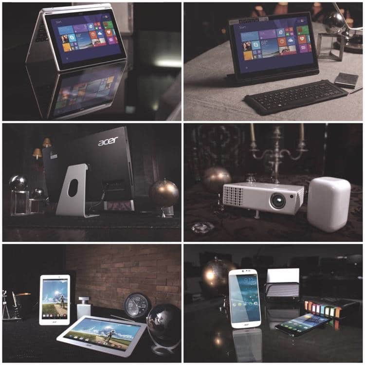 Acer #PowerLook – Behold! The Acer Premium Line!