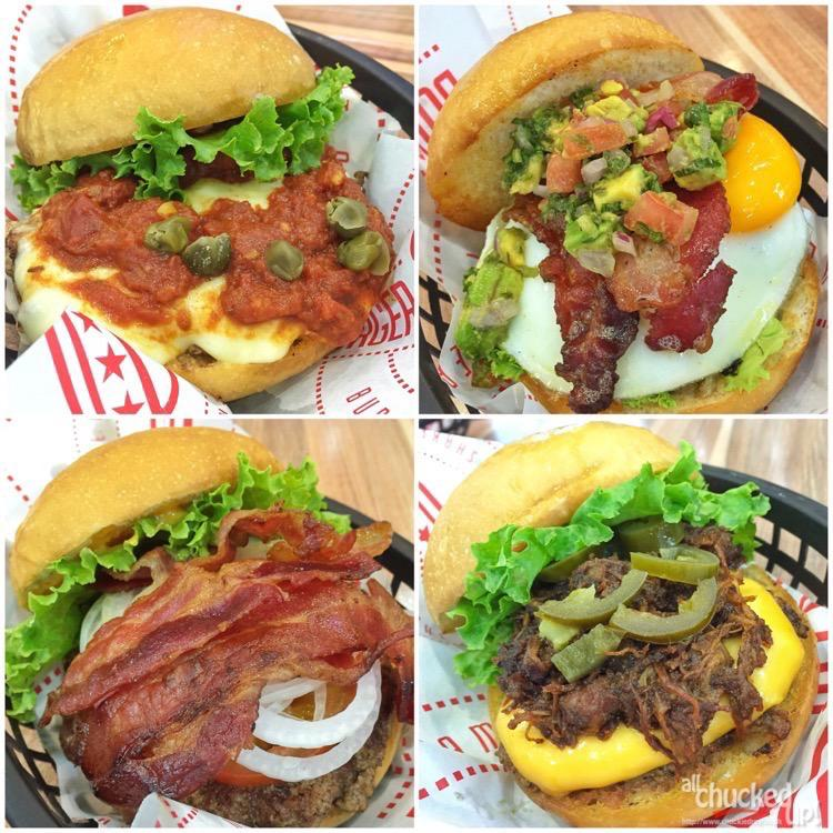 The Burger Joint at SM Supercenter Pasig: Must visit