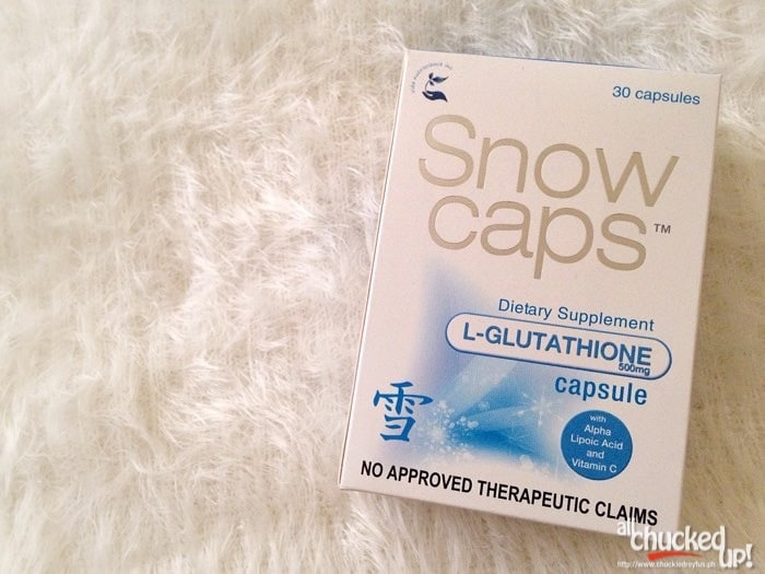 Snow Caps and Snow Skin Whitening Soap – There's more to L-Glutathione than you think!