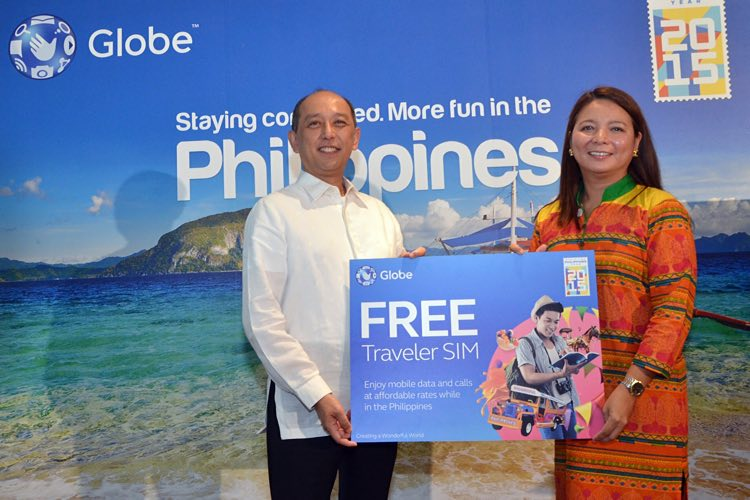 The Globe Traveler SIM – Staying connected is more fun in the Philippines