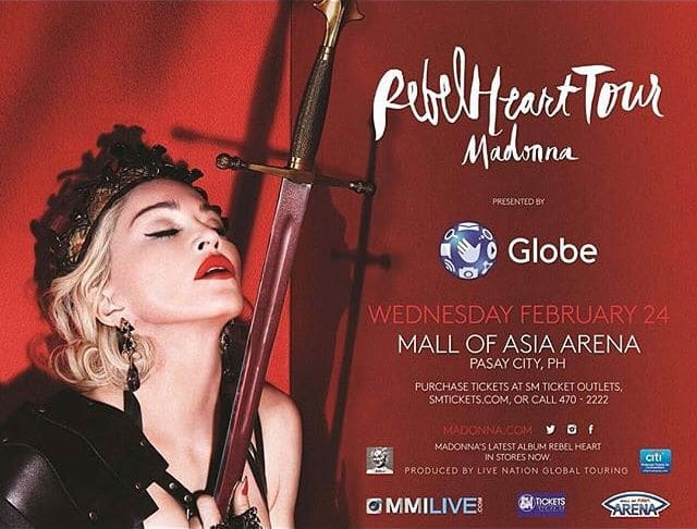 Madonna's Rebel Heart Tour in Manila is WORTH IT! Don't let anyone tell you otherwise.