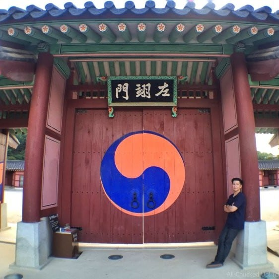 Exploring the Korean Folk Village in Yongin, South Korea