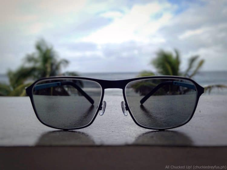 Transitions XTRActive Adaptive Lenses - Experiencing life in the best light in Batanes!